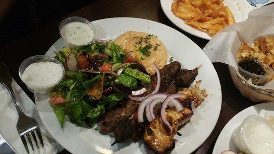 Cerritos, Kalifornien: Mezza Mediterranean Grill