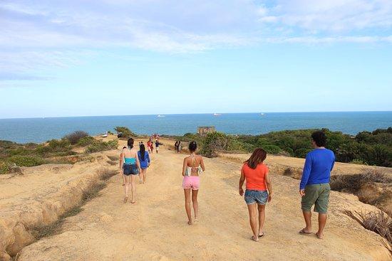 Forte Castelo do Mar ruins: Paisagem próximo às Ruínas