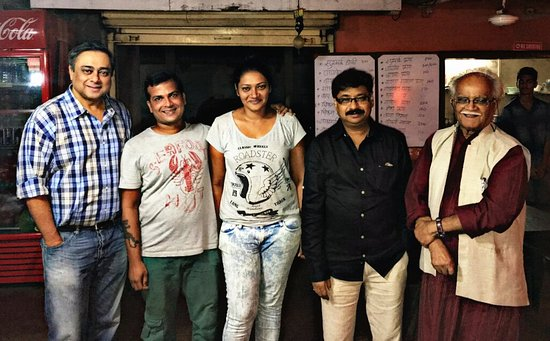 Masala Kitchen Famous Marathi Director Actor