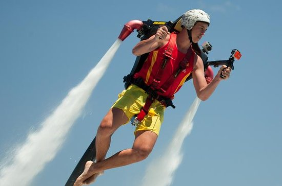 Gold Coast Jetpack, Flyboard or Jetovator Flight Experience