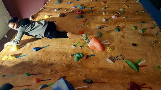 Stoneworks, Inc. Climbing Gym