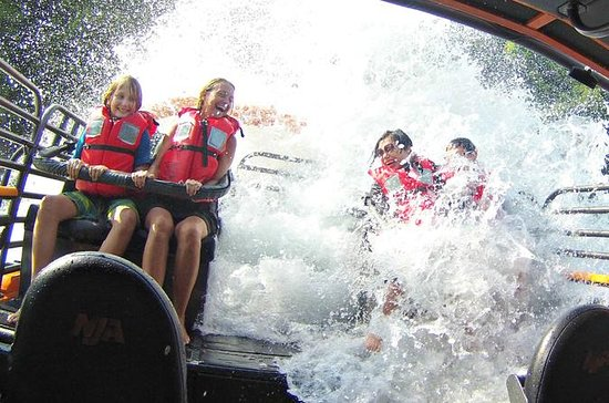 Niagara White-Water Jet Boat Tour
