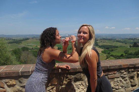 Visite de vignobles toscans