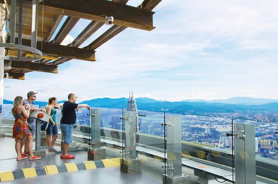 KL Tower Observation Deck Admission ...