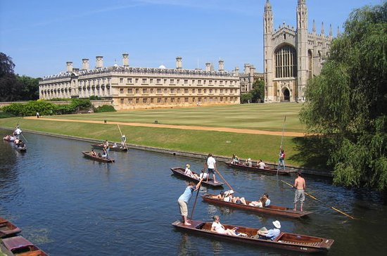 Oxford und Cambridge Tour von London