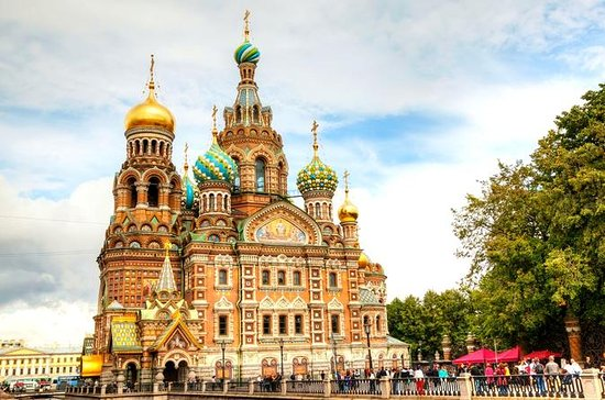 3-Hour Best of Saint Petersburg...