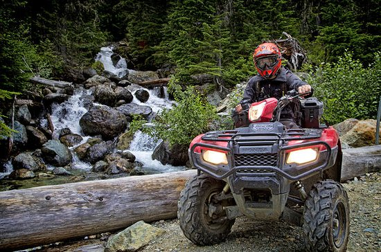 Tour de Whistler ATV Bushwacker