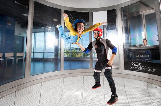 iFLY Toronto: Indoor Skydiving...