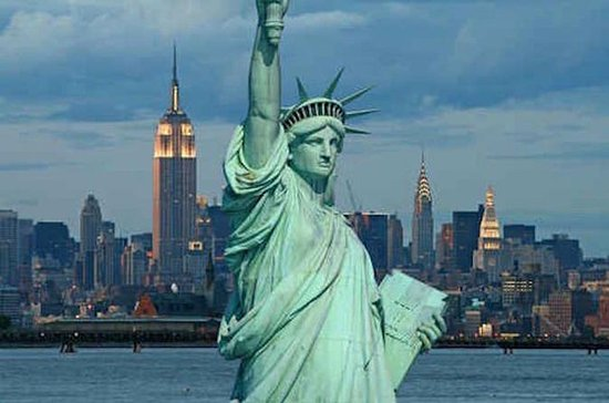 New York City Tour: Empire State Building, Statue of Liberty