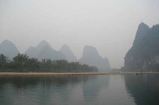 Private Li River Day Tour Inkludert...