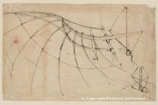 Leonardo da Vincis Codex Atlanticus ...
