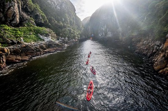 Storms River Gorge, Tsitsikamma...