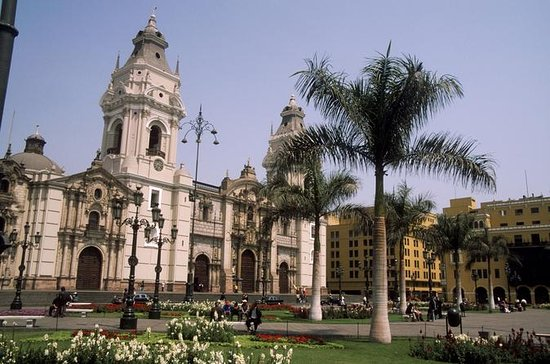 Lima Cultural City Tour with Huaca...
