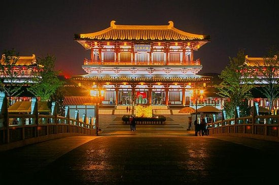 3-Hour Xi'an Evening Private Tour of...