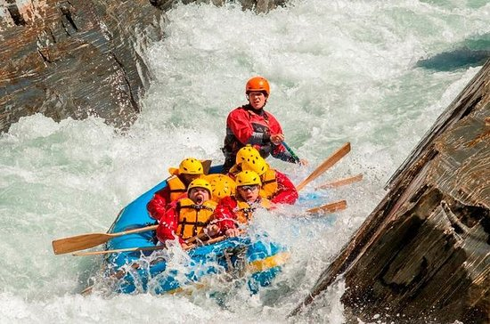 Halv-dagers Shotover River Rafting...