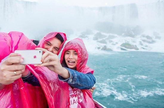 Niagara Falls Full-Day Tour from...