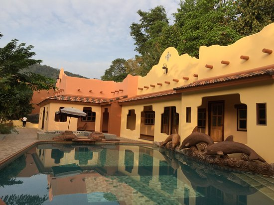 Khao Yai Cowboy City Resort