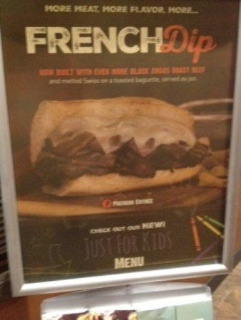 ‪‪Brandon‬, ‪Mississippi‬: French Dip Ad‬