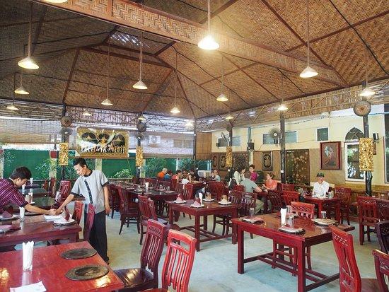 Steamed Fish Picture Of Unique Myanmar Restaurant