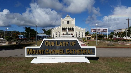 ‪Our Lady of Mount Carmel Cathedral‬