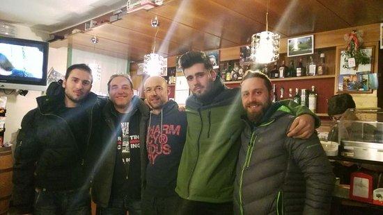 Cavaso del Tomba, Italy: Giandomenico Basso campione italiano di rally .