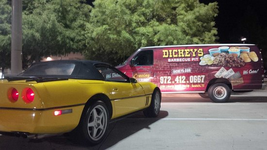 Dickey's Barbecue Pit Rowlett 972-412-0667