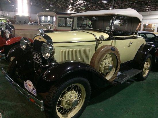จอร์จ, แอฟริกาใต้: old car