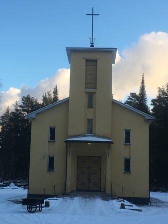 Lepola Cemetery Chapel