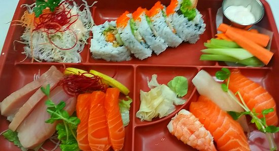 Courtenay, Kanada: Osaka Sushi
