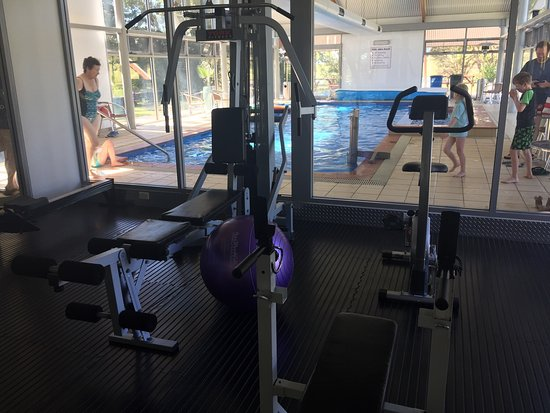 Smithton, Australia: The gym and pool are great.