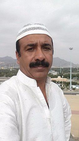 Makkah Province, Saoedi-Arabië: jabal rehmat