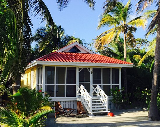 Turneffe Island, Belize: Bungalow