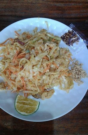 San Ramon, Costa Rica: Phad Thai