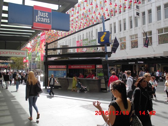Bourke Street Mall