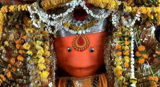 Chandrapur, Индия: Mahakali Temple