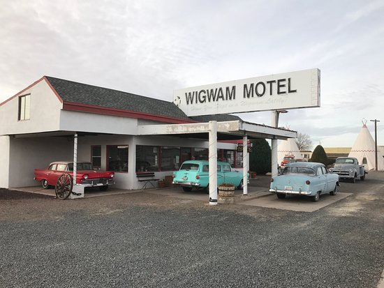 wigwam motel 2 picture of wigwam motel holbrook. Black Bedroom Furniture Sets. Home Design Ideas