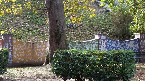 Omegna, Italia: Parco