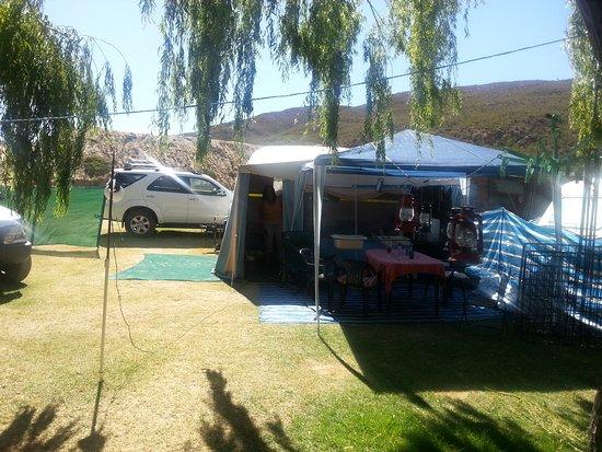 Uniondale, Sudáfrica: Eagle Falls Country Lodge