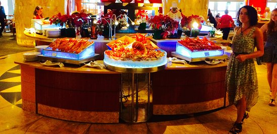 Cool Brunch Sea Food Buffet Picture Of The Fullerton Hotel Beutiful Home Inspiration Papxelindsey Bellcom