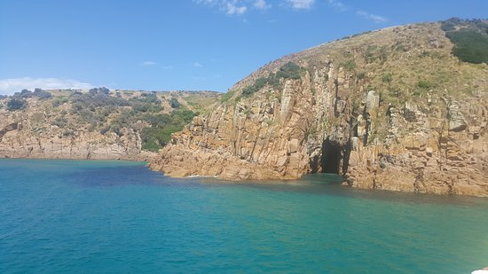Cowes, Australia: Cape Woolamai, Phillip Island/San Remo bridge