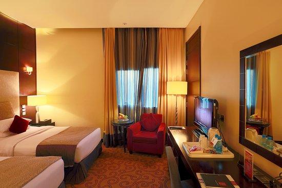 Century Hotel Standard Twin Room