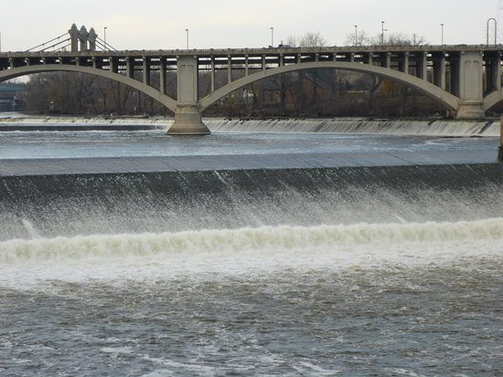St. Anthony Falls: Check out the Different Levels