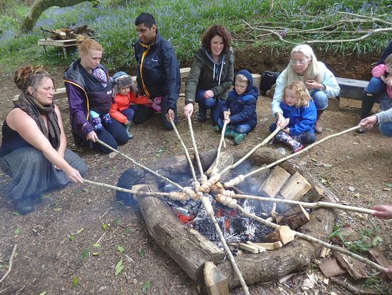 Boncath, UK: Try Woodland Adventures for all the family