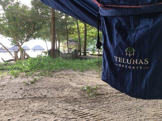 Telunas Resorts - Telunas Beach Resort: Hammock at the Beach
