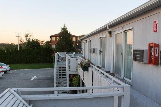 Sea Whale Motel: Etage