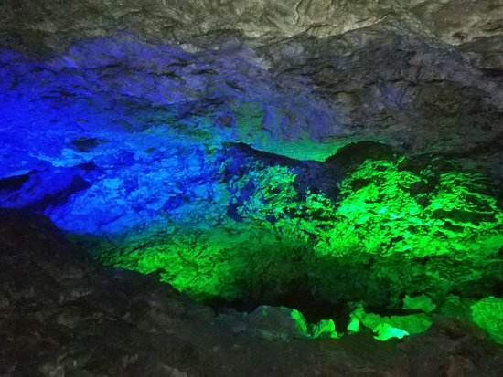 Kungur, Russia: Кунгурская пещера