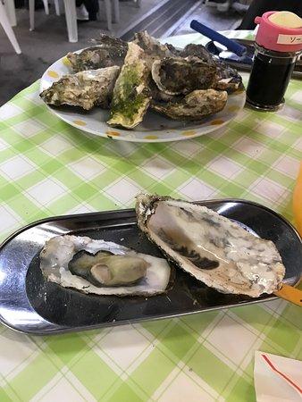 牡蠣 の 味噌汁