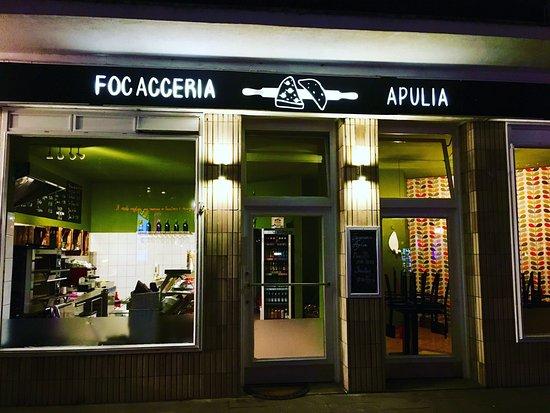 Bildergebnis für Focacceria apulia