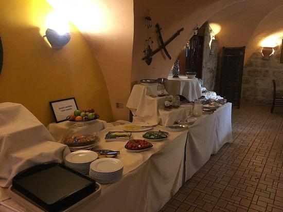 Jerusalem Hotel: Breakfast Buffet