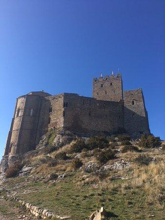 Aragón, España: Vistas del castillo